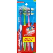 Colgate Extra Clean Toothbrush 4 pk.