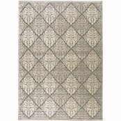 Nourison Queen Anne's Lace Carved Rug