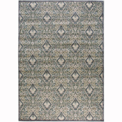 Nourison Classic Beauty Carved Rug