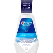 Crest 3D White Arctic Fresh Mouthwash 32 oz.