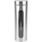 Anchor Hocking 64 Oz. Palladian Window Cylinder Jar