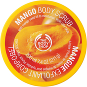The Body Shop Mango Body Scrub 7.8 oz.