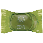 The Body Shop Olive Soap 3.5 oz.