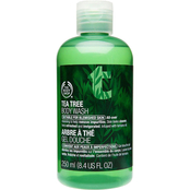 The Body Shop Tea Tree Skin Clearing Body Wash 8.4 oz.