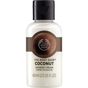 The Body Shop Coconut Shower Cream 2 oz.