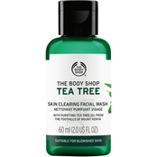 The Body Shop Mini Skin Clearing Tea Tree Facial Wash 2.0 oz.