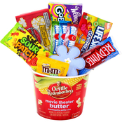 Alder Creek Spring Movie Night Gift Basket