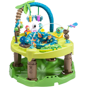 Evenflo ExerSaucer Triple Fun Activity Center Life in the Amazon
