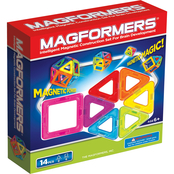 Magformers Rainbow 14 pc. Building Set