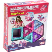 Magformers 14 pc. Inspire Set