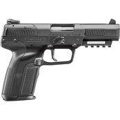 FN Five seveN 5.7X28MM 4.8 in. Barrel 10 Rds 3-Mags Pistol Black