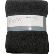 Simply Perfect Melange Blanket