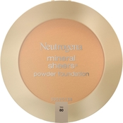 Neutrogena Mineral Sheers Compact Powder Foundation SPF 20, .34 Oz.