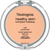 Neutrogena Healthy Skin Compact Makeup Foundation, Broad Spectrum SPF 55, .35 Oz.