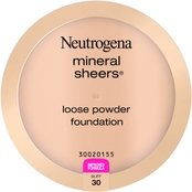 Neutrogena Mineral Sheers Loose Powder Foundation, .19 Oz.