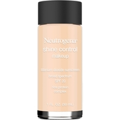 Neutrogena Shine Control Liquid Makeup Broad Spectrum SPF 20, 1 Oz.