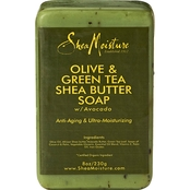 SheaMoisture Olive and Green Tea Bar Soap