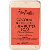 SheaMoisture Coconut Hibiscus Bar Soap