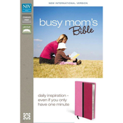 NIV Busy Mom's Bible: Daily Inspiration Even If You Only Have One Minute