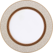 Noritake Odessa Gold 9 in. Accent Plate