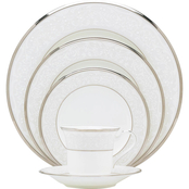 Noritake Silver Palace 5 pc. Place Setting