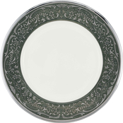 Noritake Silver Palace Accent Plate