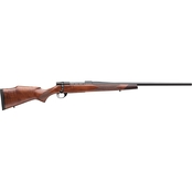 Weatherby Vanguard Sporter 243 Win 24 in. Barrel 5 Rds Rifle Black