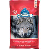 Blue Buffalo Wilderness Salmon Dog Food 24 lb.