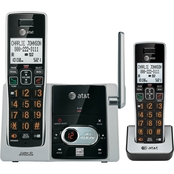 AT&T DECT 6.0 Expandable Cordless Phone System with Digital Answering System