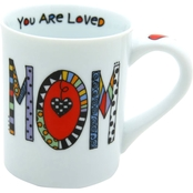 Enesco Our Name is Mud Cuppa Doodle Mom Mug