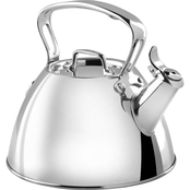 All-Clad Stainless Steel Whistling Tea Kettle