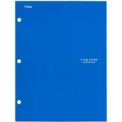 Five Star 4 Pocket Paper Folder