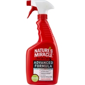 Natures Miracle Just For Cats Advanced Formula Stain and Odor Remover
