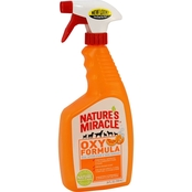 Natures Miracle Orange Oxy Power Pet Stain and Odor Remover Spray