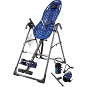 Teeter EP-560 Sport Ed. Inversion Table with Gravity Boots and Back Pain Relief DVD
