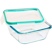 Snapware Total Solution Pyrex Glass 4 Cup Square Food Storage