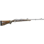 Ruger Guide Gun 338 Win 20 in. Barrel 3 Rnd Rifle Stainless Steel
