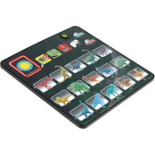 Kidz Delight Smithsonian Kids Dino Tablet