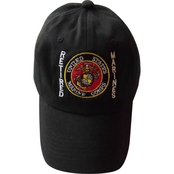 Star Accessories Embroidered Retired Military Logo Cap
