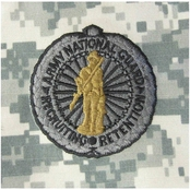 Ira Green Army Badge National Guard Senior Recruiting And Retention