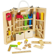 Classic Toy Carpenters Set Play and Learn Toy