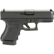Glock 30S 45 ACP 3.78 in. Barrel 10 Rds 2-Mags Pistol Black