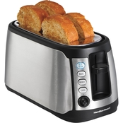 Hamilton Beach Four Slice Long Slot Toaster