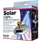 Annin Flagmakers Mini Solar Light for Flagpoles
