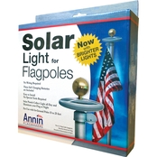 Annin Flagmakers Solar Light for Flagpoles
