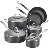 Circulon Genesis 10 pc. Hard Anodized Cookware Set