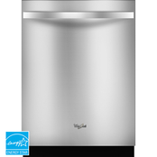 Whirlpool Gold Series 24 In. Built In Dishwasher with PowerScour