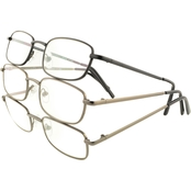 Foster Grant FG Multi-pack Council 3pk Reading Glasses