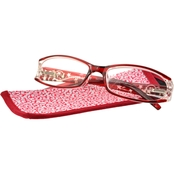 Foster Grant FG Holland Reading Glasses with Case
