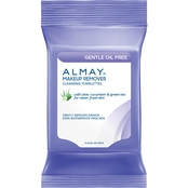 Almay Oil Free Makeup Remover Cleansing Towelettes